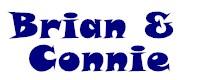 Connie & Brian 的家 Logo